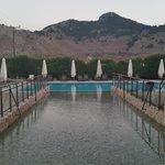bassin deco à débordement +piscine 1