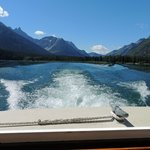 Headed back to Waterton