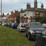 The village of Chenies