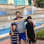 Ali Abbas , Shahraiz, Zain Ali Nasir @ Atlantis