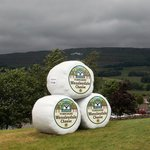 Les grands fromages, with Le Tour cycle on Stags Fell beyond