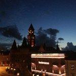 Helsingborg by night