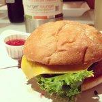 Lounge Burger
