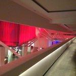 Lobby and rooms entrance @ Ali Abbas