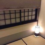 stanza con tatami
