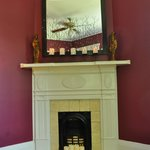 Henry Ford Guestroom Mantle w/Mirror