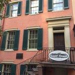 Casa onde Lincoln morreu.