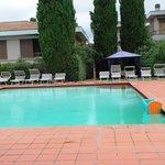poolen er meget ren, og godt vedligeholdt.