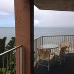 Rm #211 View off of lanai