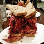 sandwich portion