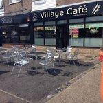 Foto de The village cafe