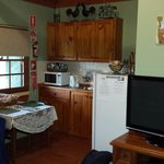 kitchen facilities for self catering.