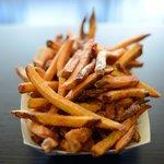 Dogs n Frys Freshly Made Fries