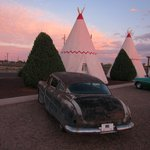 One of about 65 photographs I shot of the Wigwam and its beautiful property.