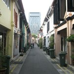arab street - must visit but go after 12pm otehrwise shops are closed.