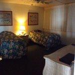 Rm #211 Second Bedroom