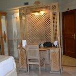 Nice spacious suite