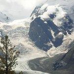 Morteratch Glacier looks alive