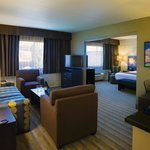 Upgrade your stay to one of our suites!