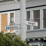 Haight Ashbury - hippy ville