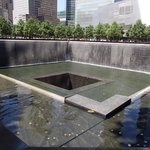 World Trade Centre Memorial, very sad how many brave people lost their lives, a must see.