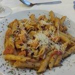 Pasta freshly prepped yum!