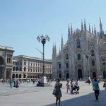 Duomo plaza