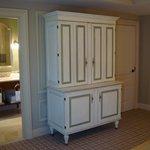 TV armoire