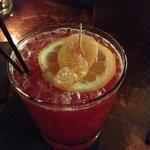 un cocktail