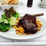 Steak Frites au Poivre