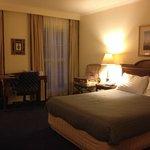 Executive spa suite