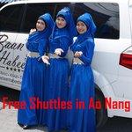 Free Shuttles in Ao Nang