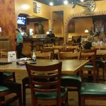 Tipic Mexican place. Service is good.