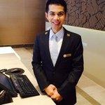 Sarawut Somphan, Concierge Supervisor