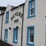 Dunure Inn, Ayrshire Scotland