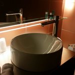 Bathroom in fabulous room (218)