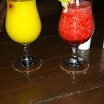 Mango daqcari & strawberry daqcari