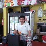 Tandoori Taste Owner Joe