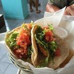 Fresh fish tacos!!!