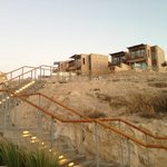 Rooms overlooking the Ramon Crater