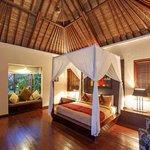 Imani Villas Master Bedroom