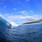Surfing en San Cristobal