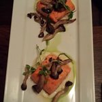 ora king salmon, excellent