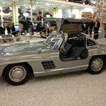 Classic mercedes SL