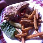 Sandwich & frites