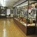 Memorabilia from the Beutler family fills most of the main building's upper floor.