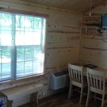 Hershey Park Log Cabin