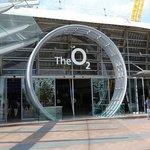 The O2 Entrance