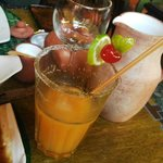 Naranja con Soda