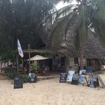Zanzibar water sports what an amazing place and great team!